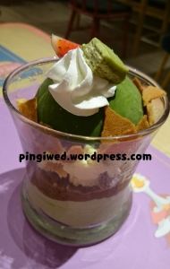 mighty green parfait