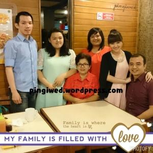 family portrait on CNY
