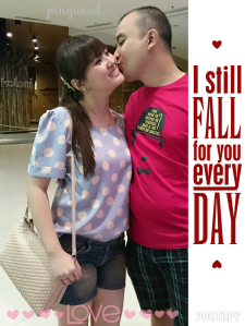 5th monthwedversary