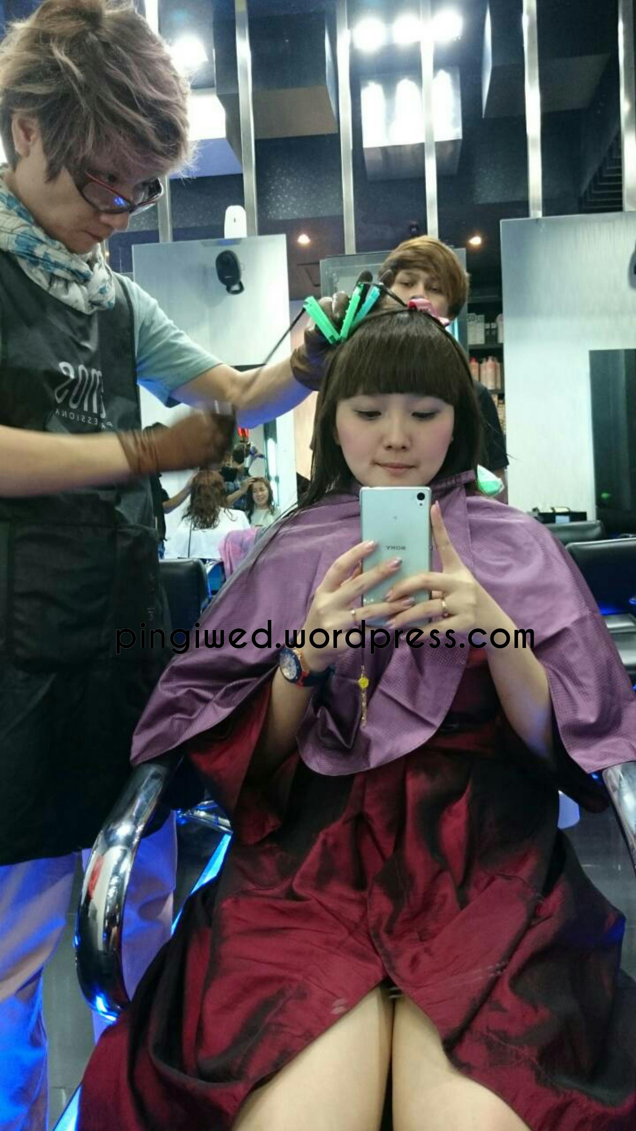 New Me Is New Hair Habb Salon Keep Calm Read My Stories