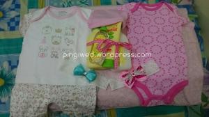 switzal, baju2, topi & handmade bandana from Ribka