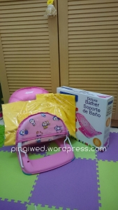 baby bather & kaos kembaran (buat gue, Jo en B) from Nie