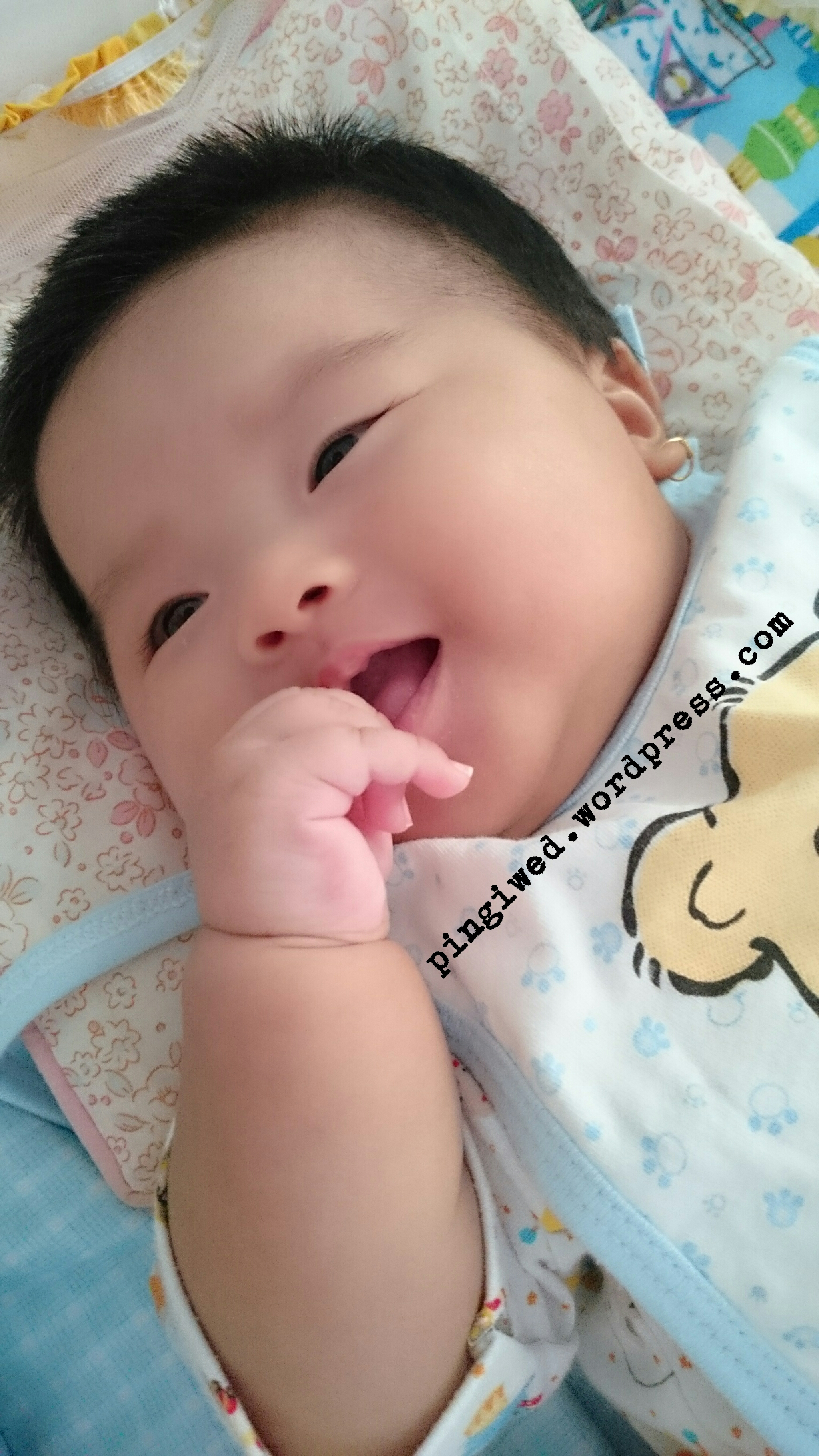 Bs Three Months Old Keep Calm Read My Stories