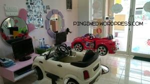tempat buat gunting rambut anak2 (lantai 1)