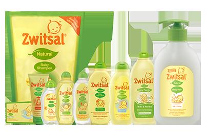 Zwitsal-Natural